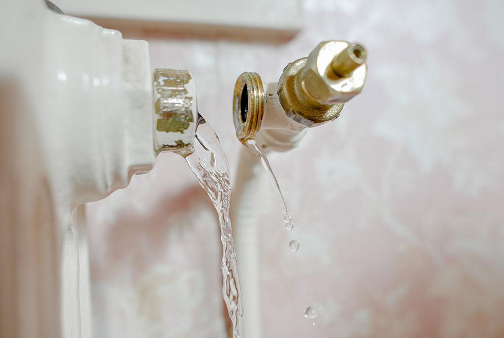 Heizungswasser