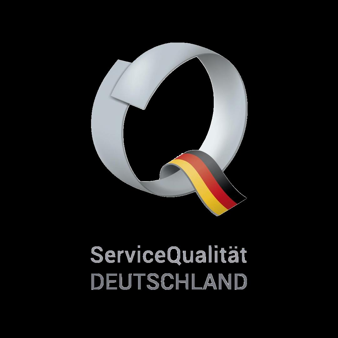 Service-Qualität-Deutschland